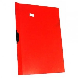 CHEMISE PRESENT PINCE A4 ROUGE 56373