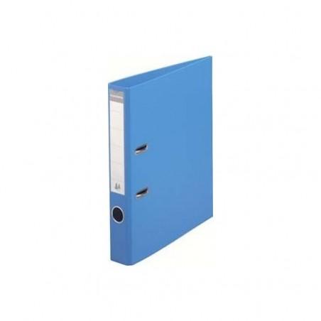 CLASSEUR A LEVIER PVC S P DOS 50MM GRIS