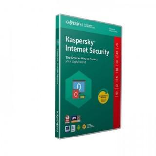 KASPERSKY Internet Security 2019, 4 postes, 1 an