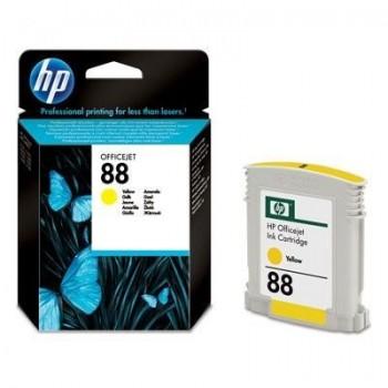 Cartouche HP 88 -Jaune