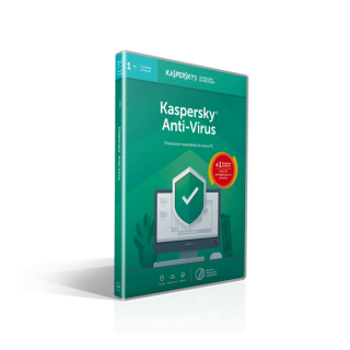 Kaspersky Anti-Virus 2020...