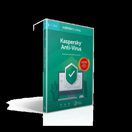 Kaspersky Anti-Virus 2020...