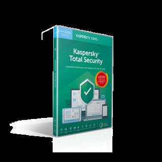 Kaspersky Total Security -...
