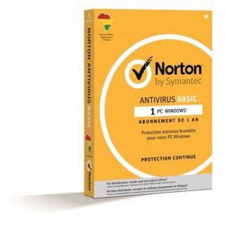 Norton Antivirus Basic pour...