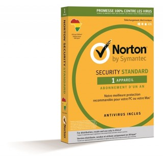 Norton Security Standard...