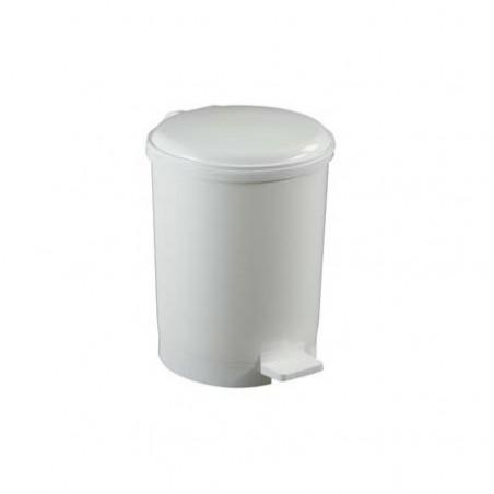 Poubelle a pedale plastique 20 litres 91978