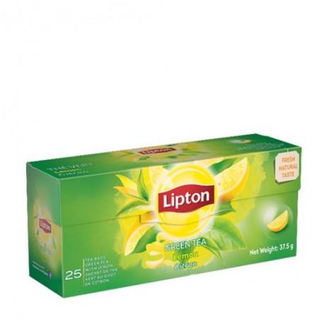 Lipton Thé vert citron
