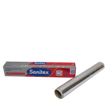 Sanitex Papier Aluminium -...