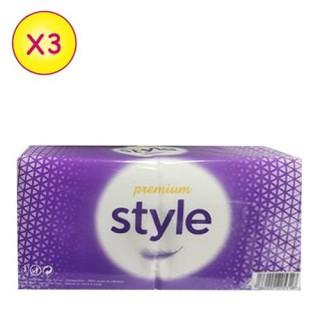 Style Lot de 3 Pack De...