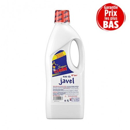 Super Clean Eau De Javel 8°...