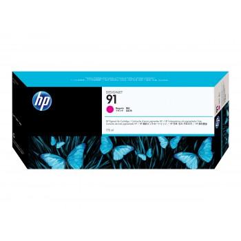 Cartouche HP 91 - Magenta