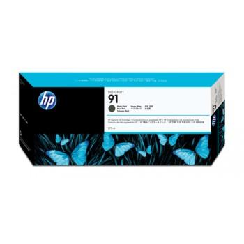 Cartouche HP 91 - Matte Noir
