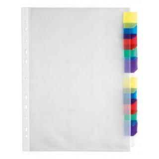 intercalaire plastique x50 Pic