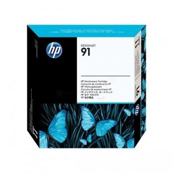 Cartouche HP 91 -Maintenance