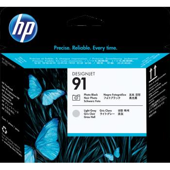 Cartouche HP 91 -Tête...