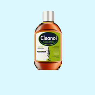 Cleanol antiseptic eau de javel 12