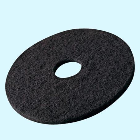 Disque abrasif d 43 cm noir
