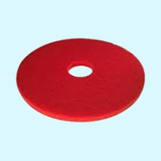 Disque abrasif d 43 cm rouge