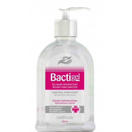 Bactigel 350 ml Gel désinfectant