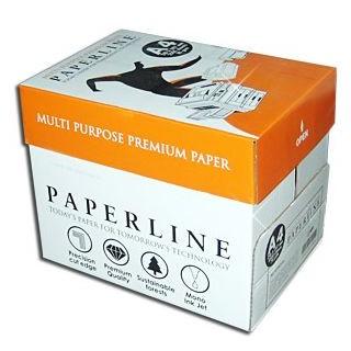 Carton Papier ram A4 80g paperline
