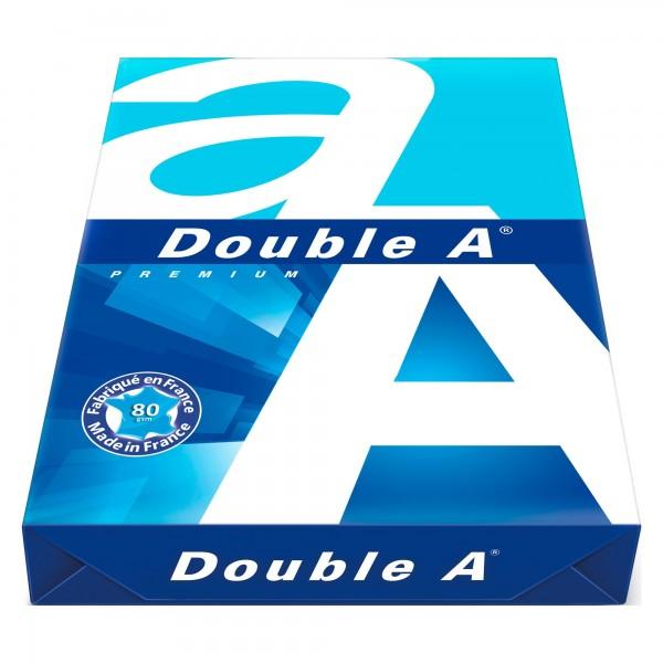 Papier ram A4 80g double A