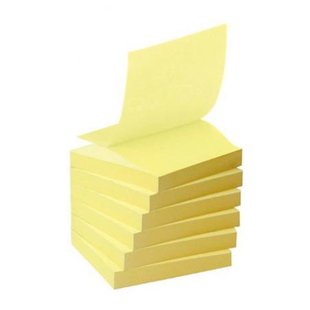 Post IT 75x75 jaune