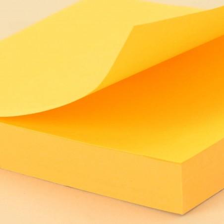 Post it 75x125 jaune