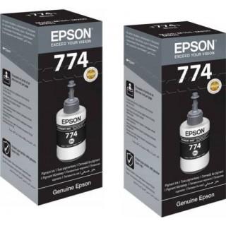 Cartouche EPSON T7741 Pigment Black ink140ml
