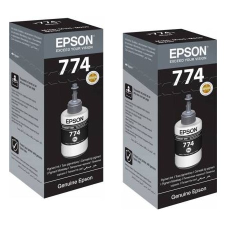Cartouche EPSON T7741 Pigment Black ink140ml