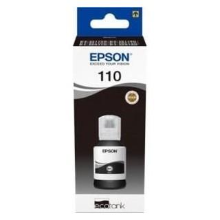 Cartouche EPSON 110 EcoTank Pigment black