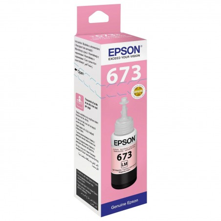 Cartouche EPSON T6736 Light Magenta ink 70ml