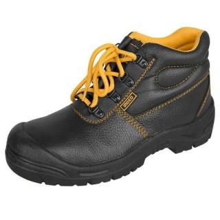 Chaussure De Securite Noire Avec Embout Taille Basse N°40