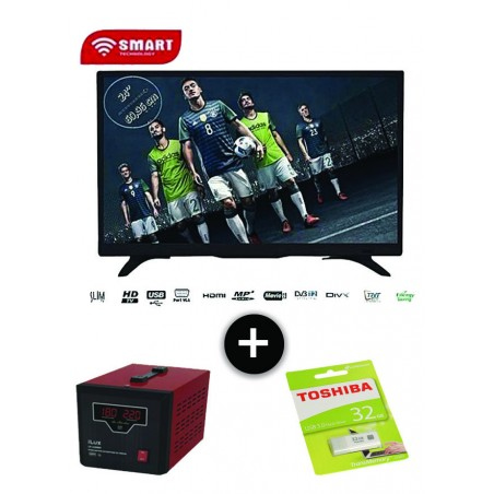 Smart Technologie TV Led...