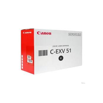 Toner CANON CEXV51 Black