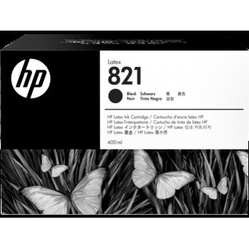 Cartouche HP Latex 821 - Noir